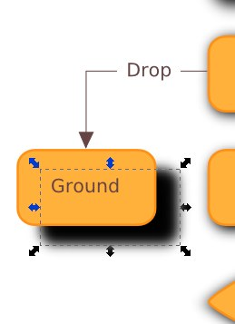 10 tips for creating good looking diagrams using inkscape and last you align the object a little bit offset from the original ccuart Gallery
